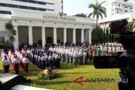 Presiden Jokowi hadiri peringatan Hari Lahir Pancasila
