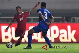 Timnas U-23 Indonesia diimbangi Thailand 0-0
