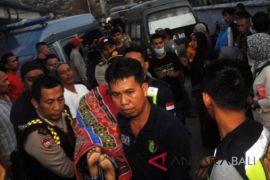 Kapal nelayan tenggelam di Perairan Makassar, 15 orang tewas