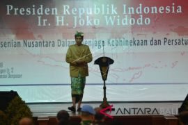 Infrastructure development is vital part of cultural strategy: President Jokowi