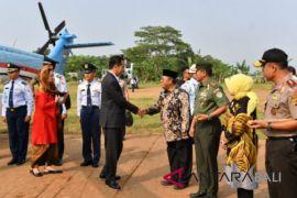 Presiden Jokowi kunjungan kerja ke Jabar