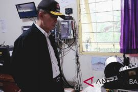 Gubernur Pastika kunjungi pos pengamatan Gunung Agung (video)