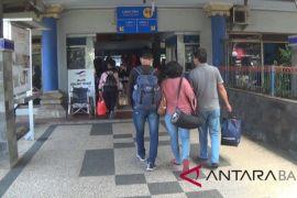 Bandara ditutup,  penumpang pesawat akhirnya lintasi Gilimanuk