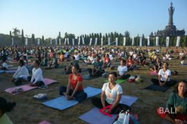 Peringatan Hari Yoga Internasional