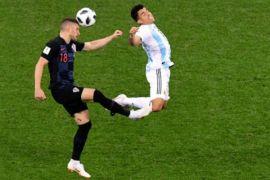 Kroasia tembus 16 besar Piala Dunia usai taklukkan Argentina 3-0