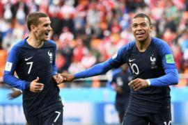 Prediksi Prancis vs Denmark