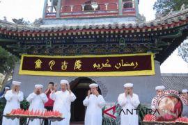 Lebaran di China resmi pada Sabtu