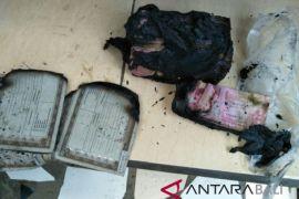 Uang petani Jembrana Rp65 juta terbakar