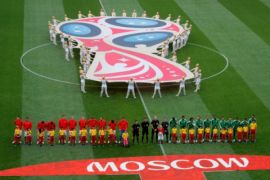 Klasemen Piala Dunia Grup A sampai F