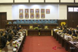 DPRD Gianyar setujui Raperda menjadi Perda