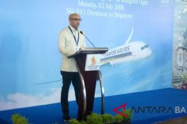 Dubes Singapura dorong peningkatan konektivitas udara