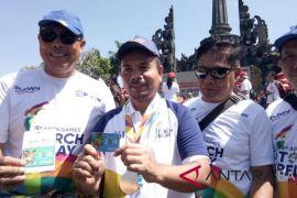 BRI kenalkan Brizzi Asian Games di Pulau Dewata