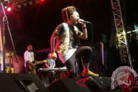Duta Reggae Indonesia berbagi panggung dengan anak Bob Marley