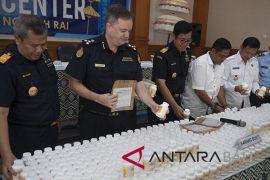 BC Ngurah Rai tangkap tiga WNA (video)