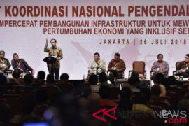Presiden Jokowi minta daerah permudah investasi berorientasi ekspor
