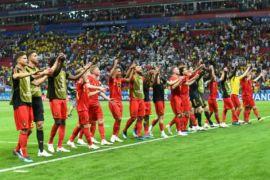 Pelatih Belgia merasa sangat bangga mampu memulangkan Brasil