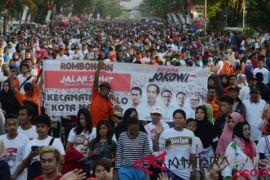 Presiden Jokowi: jaga persatuan bangsa