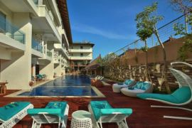 Jimbaran Bay Beach Resort & Spa hadirkan makanan-minuman