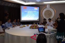 Pertemuan Jurnalis RI-RRT di Bali, wartawan China
