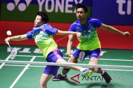 Owi/Butet melaju ke semifinal Indonesia Terbuka