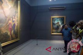 3-31 Agustus, koleksi seni Istana Kepresidenan dipamerkan