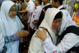 695 calon haji dari Bali siap berangkat ke Tanah Suci (video)