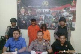 Dua pembobol ATM di Denpasar Barat ditangkap