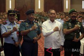 Menhan ingatkan prajurit TNI harus punya loyalitas tinggi