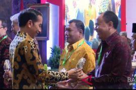 Pemkab Bangli terima penghargaan tingkat nasional TPID