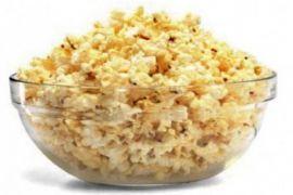 Popcorn cukup menyehatkan?