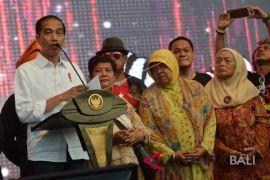 Jokowi akui sudah punya Cawapres 2019
