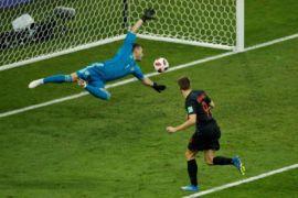 Kroasia taklukkan Rusia lewat adu penalti