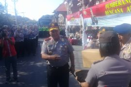 Polda Bali kirim bantuan untuk masyarakat Lombok