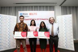 Siswa Indonesia dinobatkan sebagai Duta IELTS