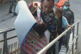 97 korban gempa Lombok dirawat di KRI SHS-990