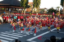 Pemkab Klungkung gelar lomba karnaval tingkat TK/SD