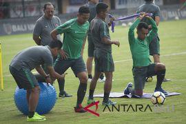 Timnas U-23 latihan lebih intensif