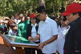 Gubernur Pastika ingatkan Ekowisata Wanagiri bebas sampah plastik