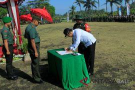 Pemkab Jembrana puji program TMMD TNI