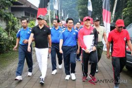 Badung promosikan desa wisata Bongkasa lewat Krida Olahraga