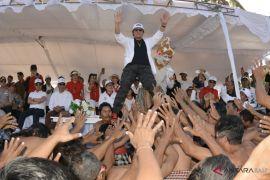 1.000 seniman ikuti Parade Nusantara pembukaan KSSL