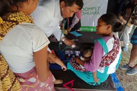 Dompet Dhuafa sediakan ruang belajar anak-anak Lombok