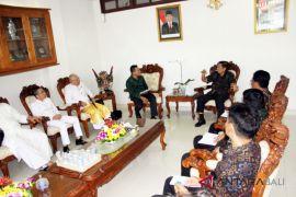 Gubernur Bali ajak sebarkan pesan perdamaian