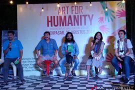 Seniman-komunitas Bali gelar pentas solidaritas Lombok