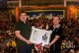 Johan Yan: Patung GWK jadi kado istimewa HUT Kemerdekaan