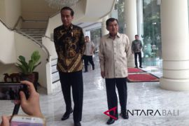 Jokowi temui JK untuk beritahu akan daftar ke KPU