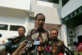Presiden Jokowi ungkap habibie sehat
