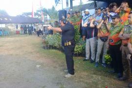 Kapolda buka kejuaraan menembak CBP di Badung-Bali