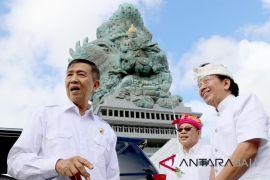 Gubernur Pastika harapkan GWK bermanfaat untuk kemajuan pariwisata