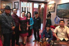 ISI Denpasar promosi prodi lewat pameran pembangunan